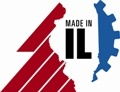 IMEC Made in Illinois program logo