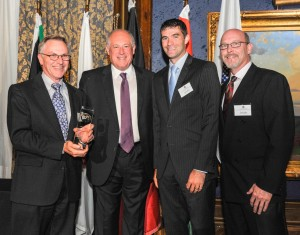 Transco Products Governor's Export Award